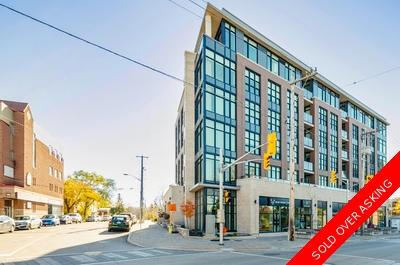 Hintonburg Condo for sale: Tamarack Wellington 2 bedroom  (Listed 2018-11-07)