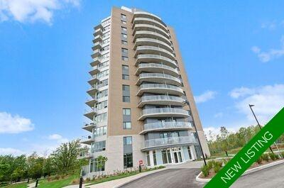 Ottawa Condo for sale: Petrie's Landing 2 bedroom, 2 bathroom with Panoramic Views